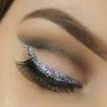 Glitter Eyeliner per il luccichio di festa make-up, in 6 diversi colori