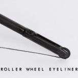 Innovativo Roller Eyeliner, Pizzaroller Eyeliner, waterproof, a lunga durata, non sbava